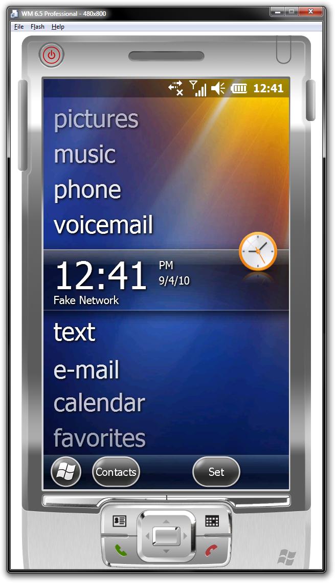 windows pocket pc emulator for android