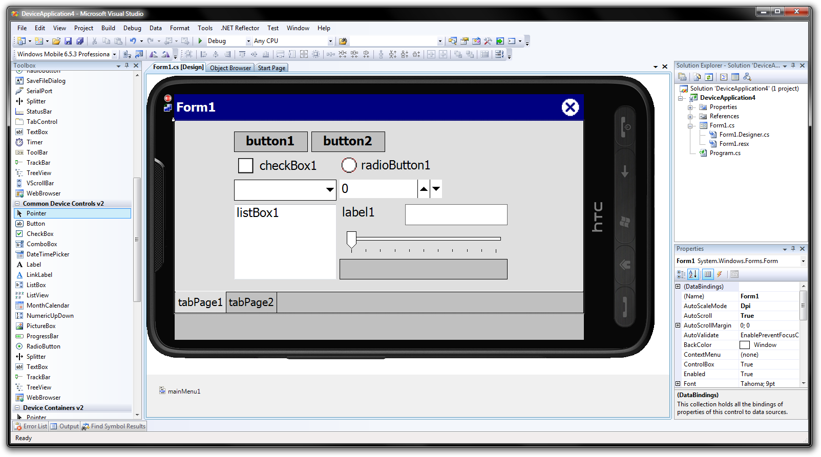 android emulators for windows mobile