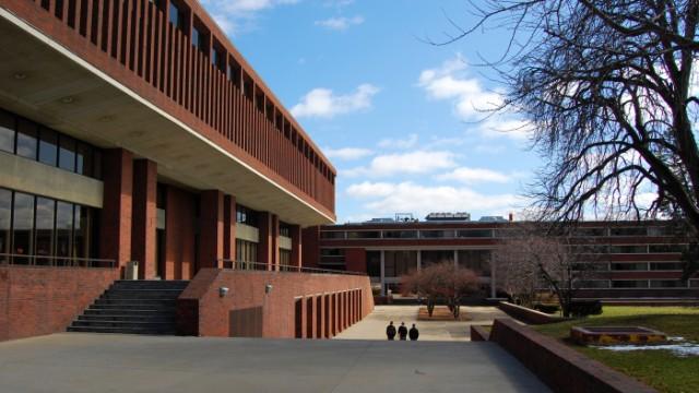 Campus Center & Thompson Hall