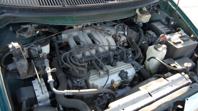 Mercury Villager 3.0l V6 Engine