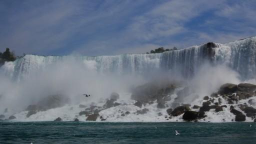 US-amerikanischer Teil der Niagarafälle